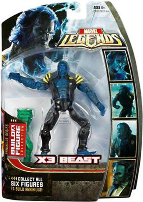 X-Men 3 Movie Marvel Legends Annihilus Series X3 Beast Action Figure