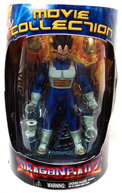 Dragon Ball Z Series 4 Movie Collection Vegeta Action Figure