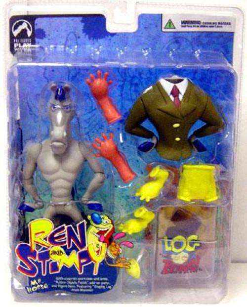 NickToons Ren & Stimpy Series 1 Mr. Horse Action Figure