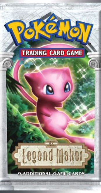 Pokemon Trading Card Game EX Legend Maker Booster Pack [9 Cards]