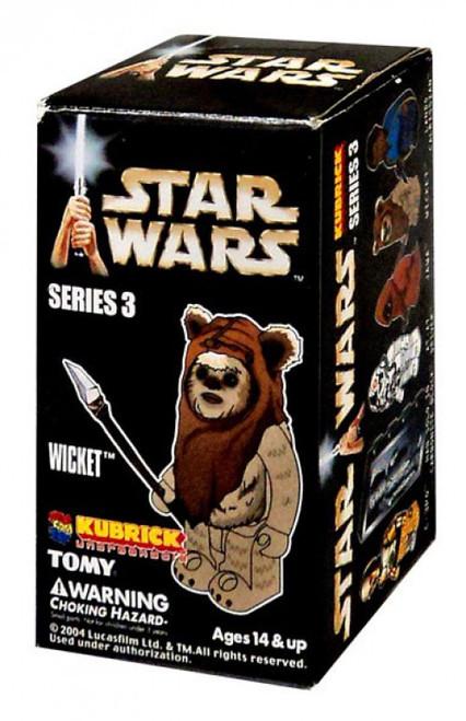 Star Wars Return of the Jedi Kubrick Series 3 Wicket Mini Figure