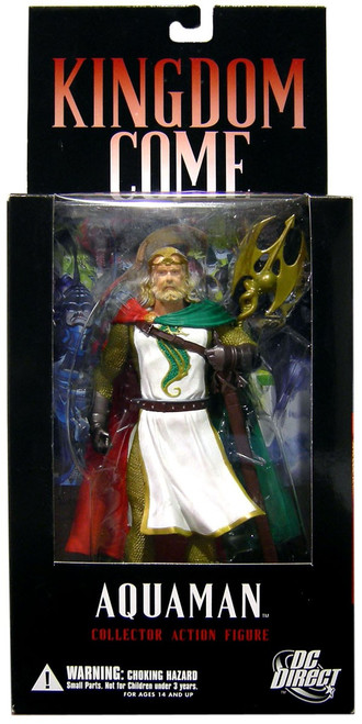 DC Kingdom Come Series 3 Aquaman Action Figure
