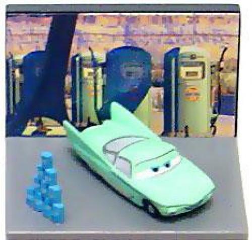 Disney / Pixar Cars Gacha Micro Figures Flo PVC Figure