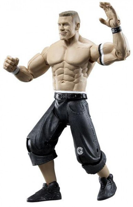 WWE Wrestling Ruthless Aggression Series 23 John Cena Action Figure