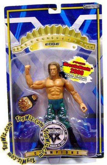 WWE Wrestling WrestleMania 20 Champions Edge Action Figure