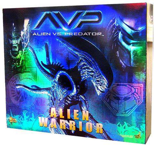 Alien vs Predator Movie Masterpiece Alien Warrior Collectible Figure [2004 Version]