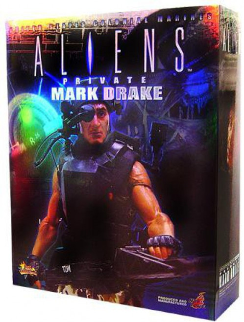 Aliens Movie Masterpiece Mark Drake Collectible Figure