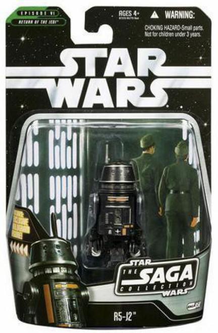 Star Wars Return of the Jedi 2006 Saga Collection R5-J2 Action Figure #58