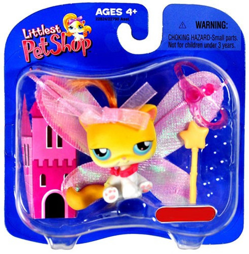 Littlest Pet Shop Faerie Kitten Exclusive Figure