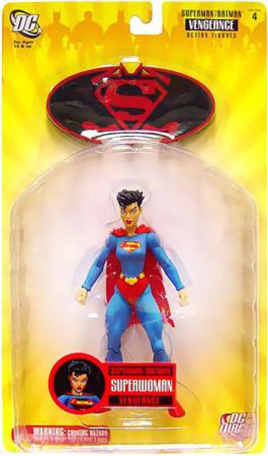 DC Supergirl Superman Batman Series 4 Vengeance Superwoman Action Figure