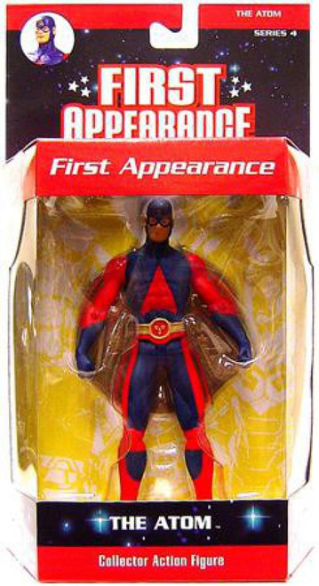 DC First Appearance Series 4 Atom Action Figure