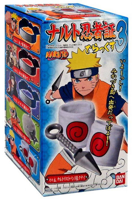 Naruto's Wristbands