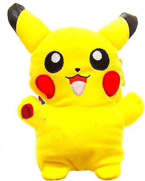 Pokemon 5 Inch Pikachu Plush [Light-Up Pouch]