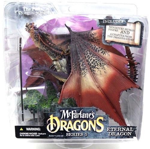 McFarlane Toys Dragons Series 5 Eternal Dragon Clan 5 Action Figure
