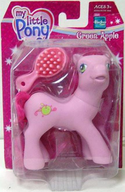 My Little Pony Classic Green Apple Exclusive Figure