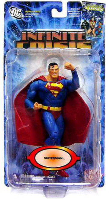 DC Infinite Crisis Series 2 Superman Action Figure