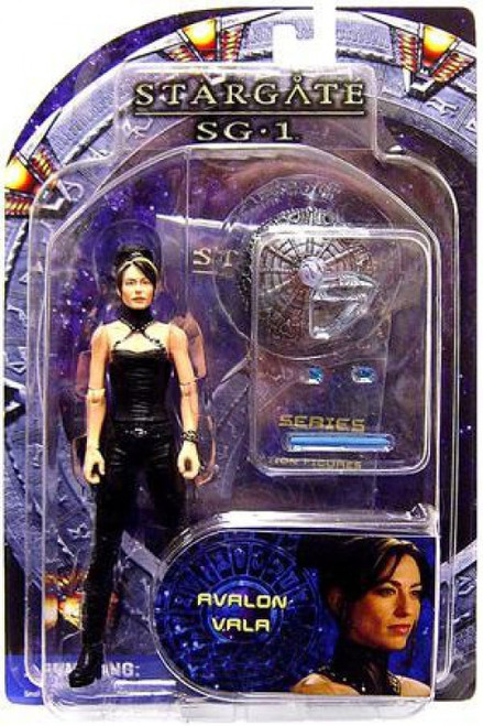 Stargate SG-1 Avalon Vala Exclusive Action Figure