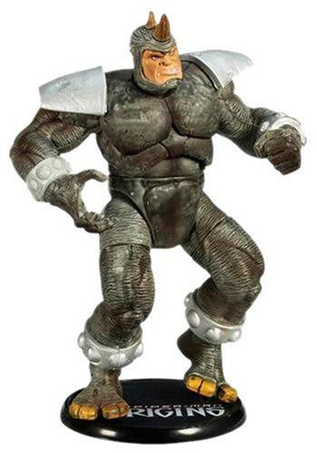 Spider-Man Origins Villains Series 1 Rhino Action Figure