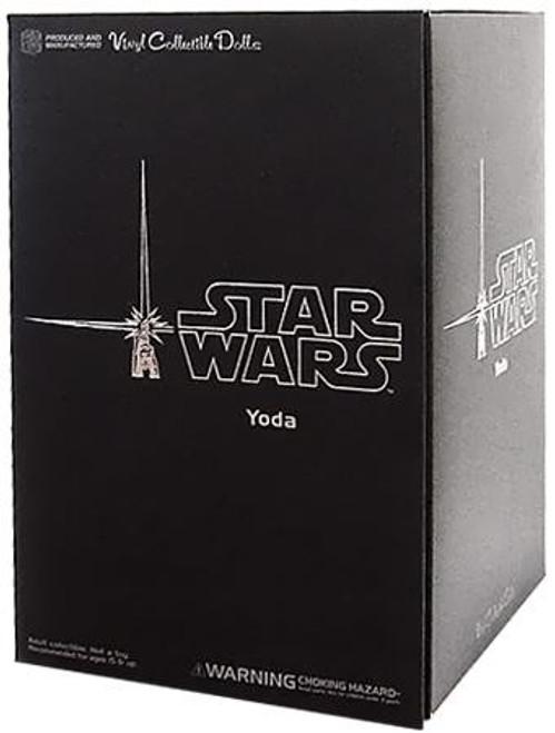 Star Wars Medicom VCD Yoda Vinyl Collectible Doll