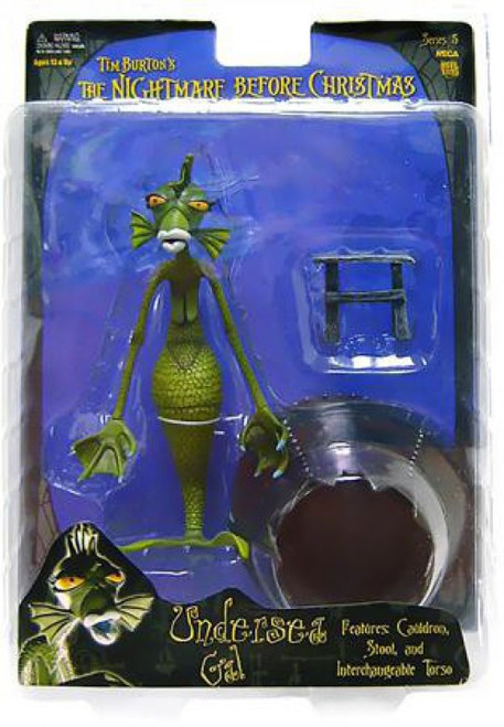 NECA Nightmare Before Christmas Series 5 Undersea Gal Action Figure