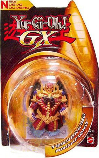 YuGiOh GX Trading Card Game 3-Inch Figures Terrorking Archfiend Action Figure
