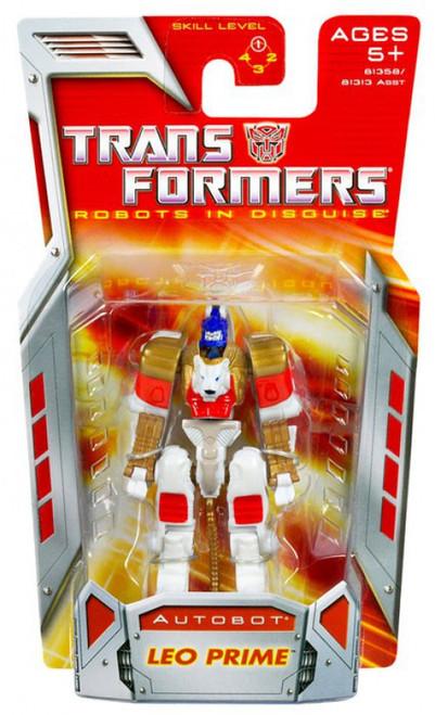 Transformers Classic Legends Leo Prime Action Figure