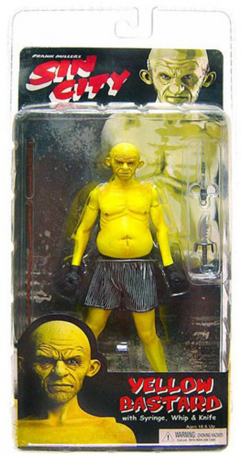 NECA Sin City Series 1 Yellow Bastard Action Figure