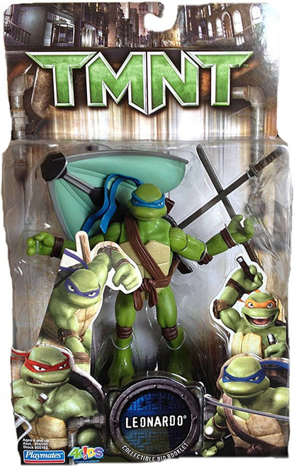 Teenage Mutant Ninja Turtles TMNT Leonardo Action Figure