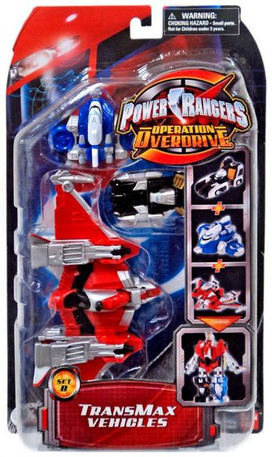 Power Rangers Operation Overdrive TranxMax Vehicles [Set B]