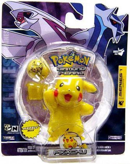 Pokemon Diamond & Pearl Series 1 Pikachu Figure