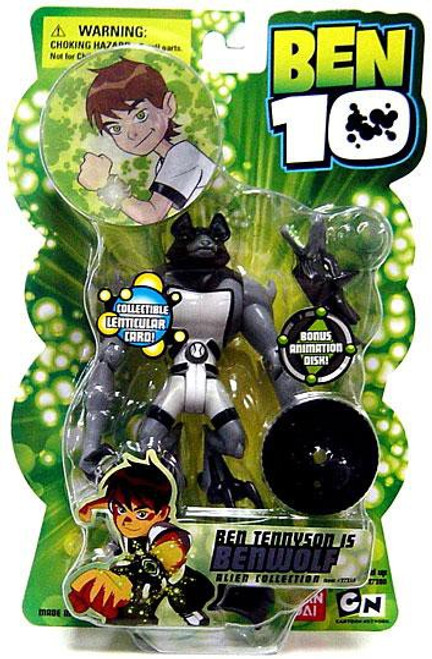 Ben 10 Alien Collection Series 1 Benwolf Action Figure