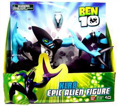 Ben 10 Epic Alien Figure XLR8 Action Figure