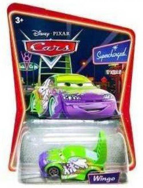 Disney / Pixar Cars Supercharged Wingo Diecast Car