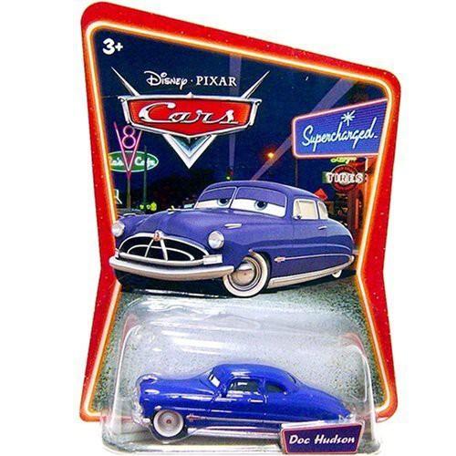 Disney / Pixar Cars Supercharged Doc Hudson Diecast Car