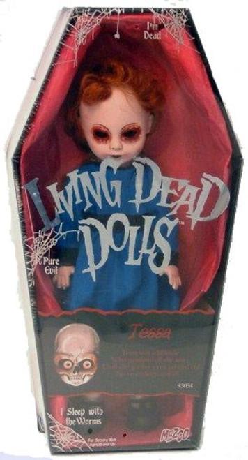 Living Dead Dolls Series 12 Tessa Doll
