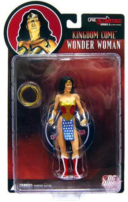 DC Reactivated Series 2 Kingdom Come Wonder Woman Action Figure