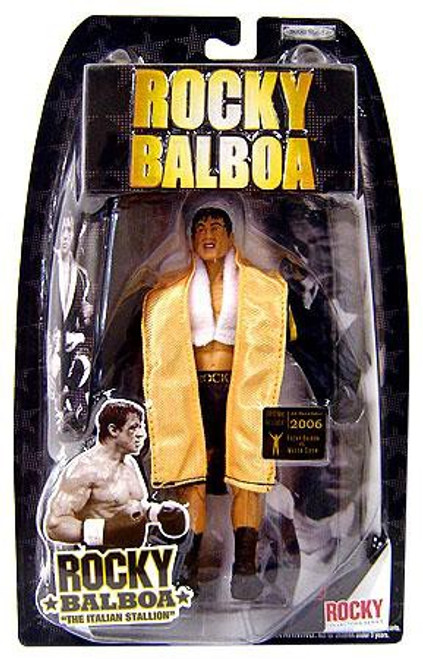 Rocky II Rocky Balboa Action Figure [Early Release]