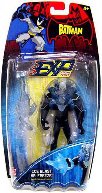 The Batman EXP Extreme Power Series 1 Mr. Freeze Action Figure [Ice Blast]