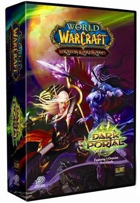 World of Warcraft Trading Card Game Dark Portal Starter Deck [RANDOM Class]