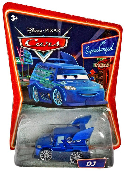 Disney / Pixar Cars Supercharged DJ Diecast Car