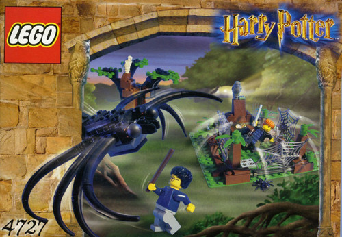 LEGO Harry Potter Series 1 Chamber of Secrets Aragog in the Dark Forest Set #4727