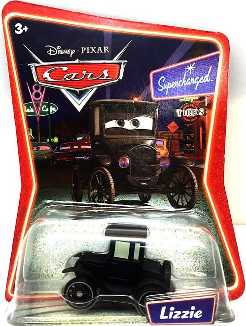 Disney / Pixar Cars Supercharged Lizzie Diecast Car