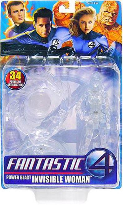 Marvel Fantastic Four Invisible Woman Action Figure [Power Blast]