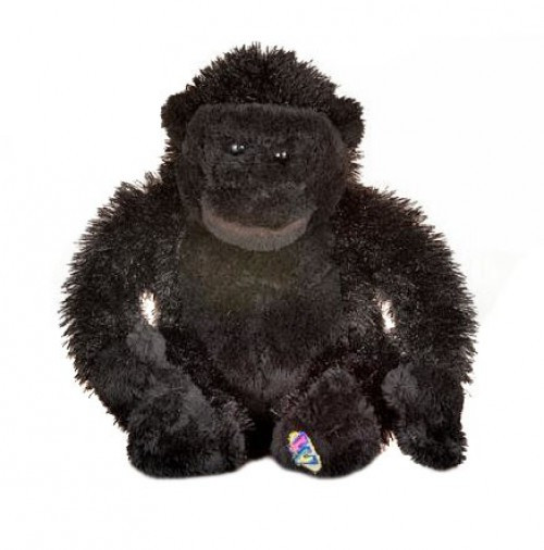 Webkinz Lil' Kinz Gorilla Plush