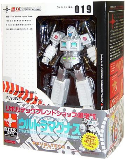 Transformers Japanese Revoltech Ultra Magnus Action Figure #019