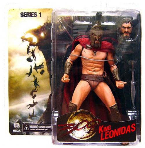 NECA 300 King Leonidas Action Figure