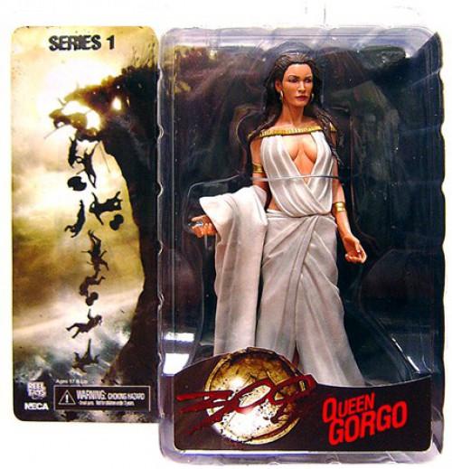 NECA 300 Queen Gorgo Action Figure