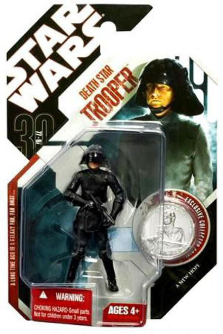 Star Wars A New Hope 30th Anniversary 2007 Wave 2 Death Star Trooper Action Figure #13