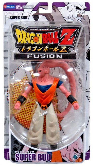 Dragon Ball Z Fusion Super Buu Action Figure