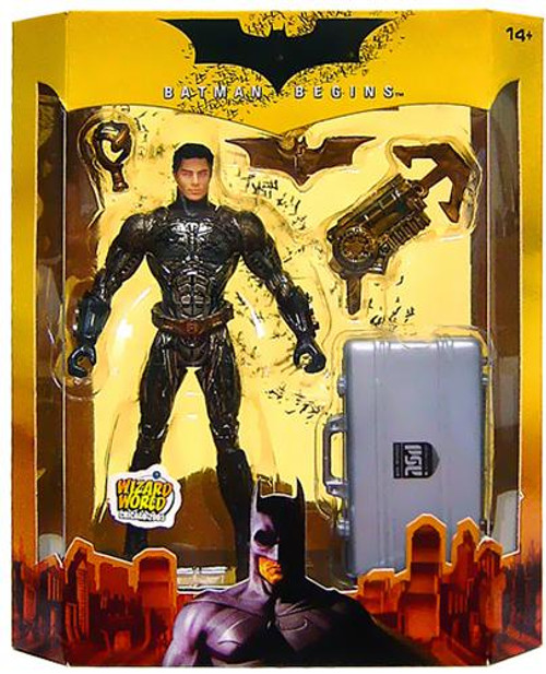 Batman Begins Batman Exclusive Action Figure [Unmasked]